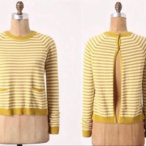 Charlie Robin by Anthropologie Striped Sweater